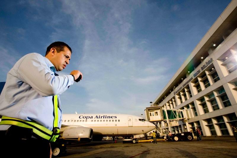 Aeroporto Caracas Venezuela COPA