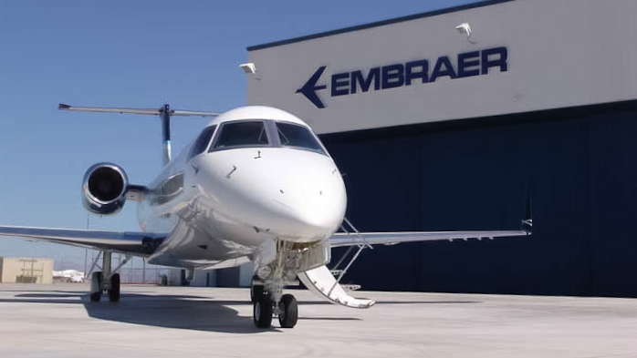 Embraer e Uber fecham parceria para o futuro do transporte aéreo urbano.