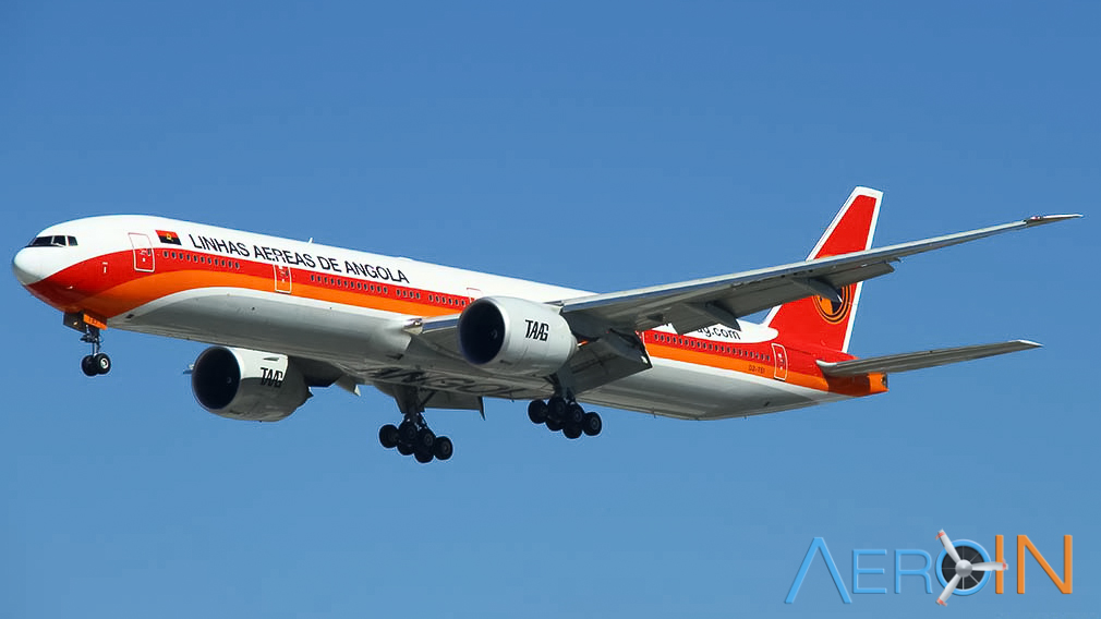 Boeing 777 TAAG
