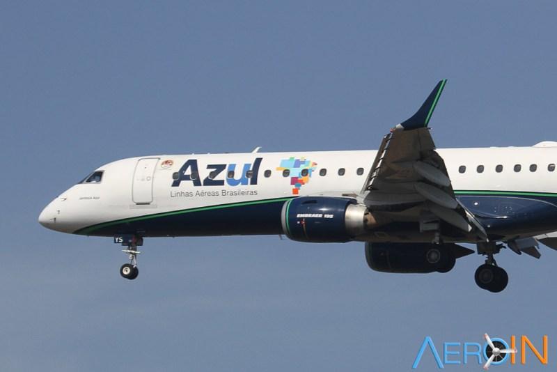 Azul Embraer 195 254544