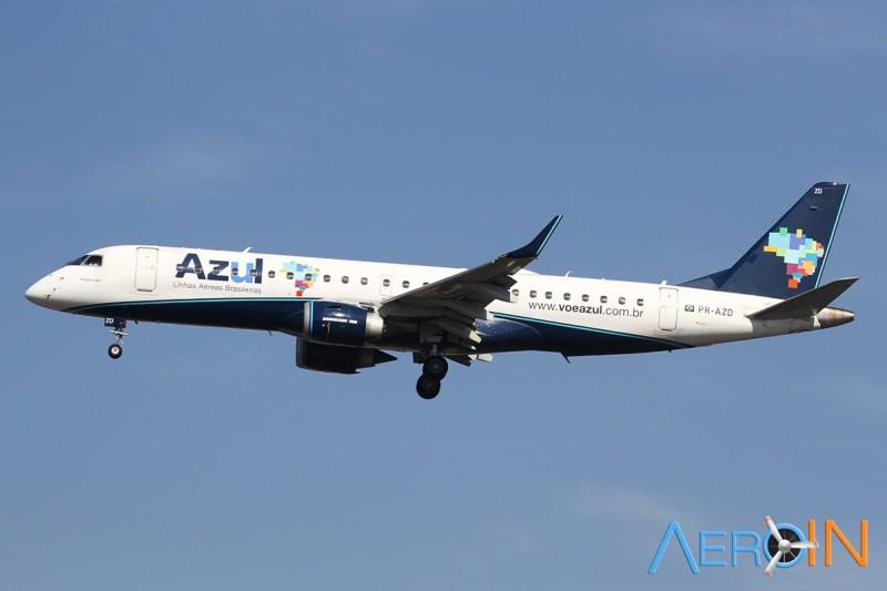 Azul Embraer 195 45854