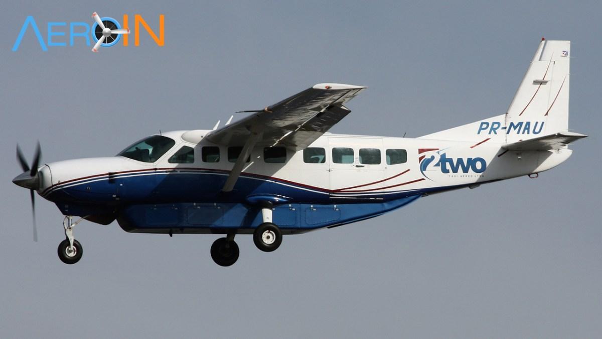 Lançado projeto em Minas para voos regionais com aeronaves Caravan.