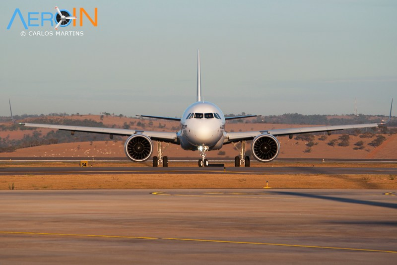 A320neo LATAM face to face