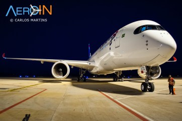 A350 LATAM PR-XTD