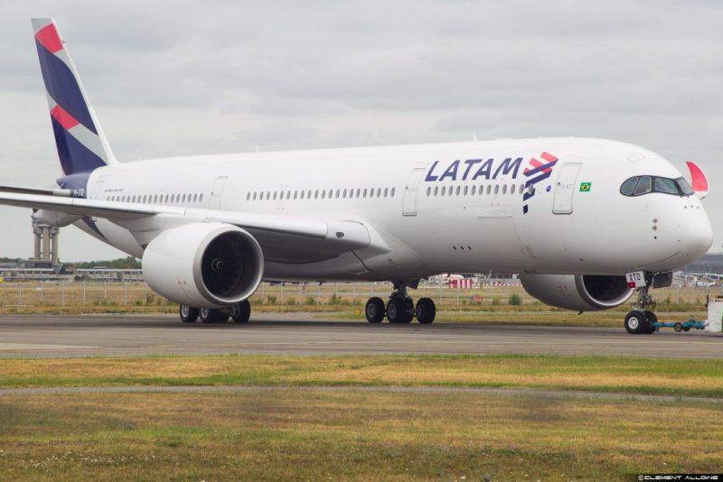 A350 LATAM XTD Clement Alloing