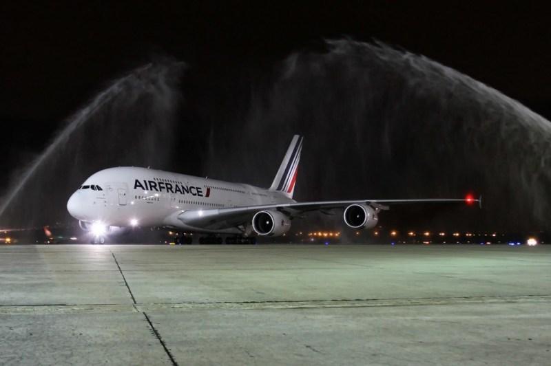 A380 Air France GIG