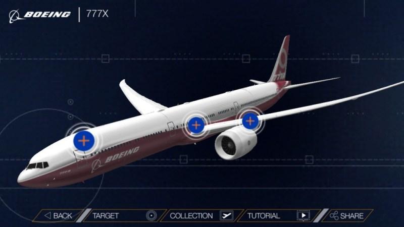 Boeing 777X App
