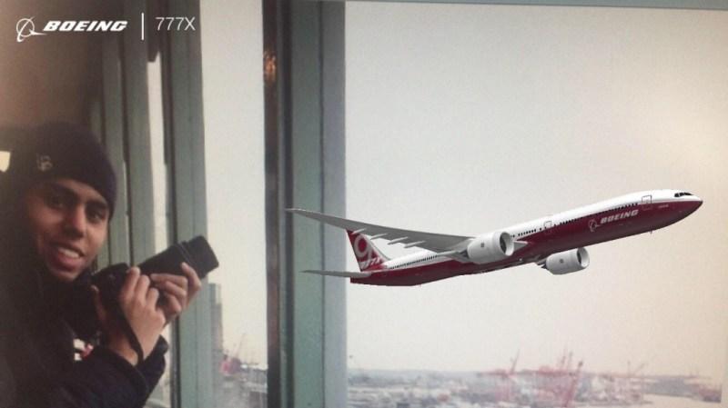 Boeing foto