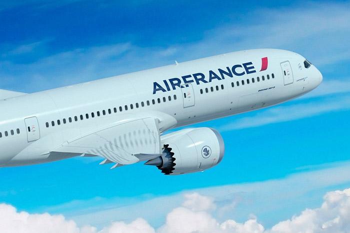 Air France e KLM anunciam volta ao Nordeste com o novo avião Boeing 787 Dreamliner – AEROIN