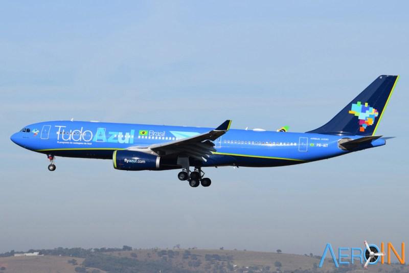 Airbus Azul
