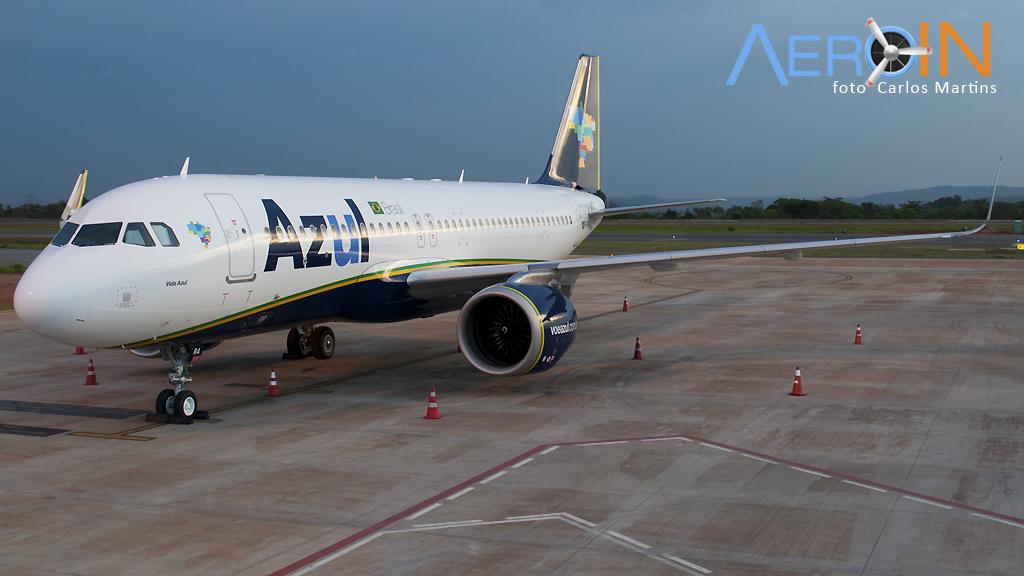 Azul terá voos exclusivos para Bariloche na alta temporada de inverno.