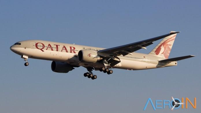 Boeing Qatar Voos Internacionais