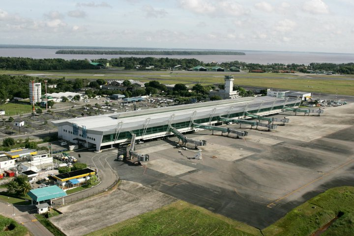 Aeroporto Internacional de Belém, Val-de-Cans, sob o olhar dos spotters.