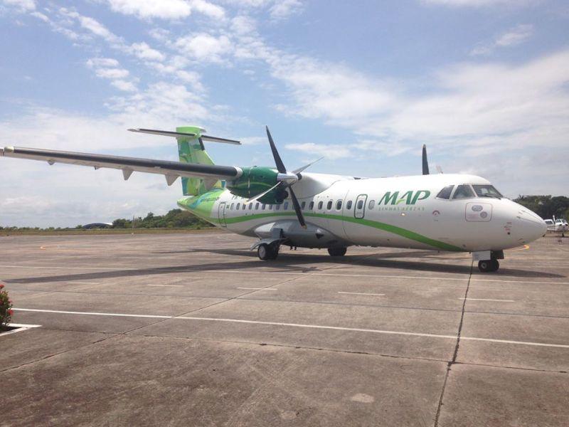 Avião ATR-42 MAP