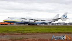 Avião Antonov AN-225 Mriya