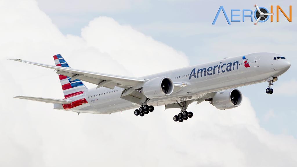 American Airlines é eleita companhia aérea do ano.