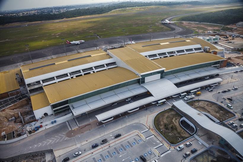 Infraero abre licitação do complexo logístico de Manaus