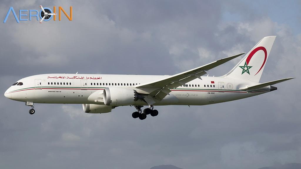 Royal Air Maroc adiciona nova frequência para São Paulo.