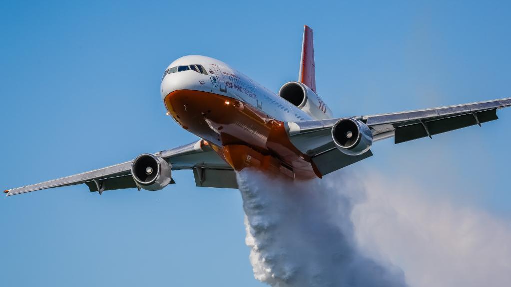 Bombeiros no Ar: os 10 maiores aviões de combate a incêndio.