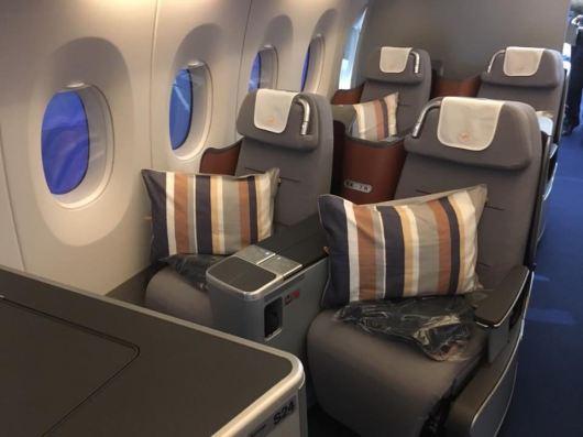 Lufthansa First A350 4