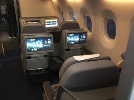 Lufthansa First A350