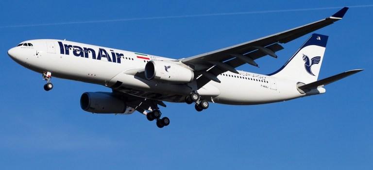Avião Airbus A330 Iran Air