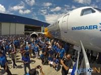 Avião Embraer São José dos Campos