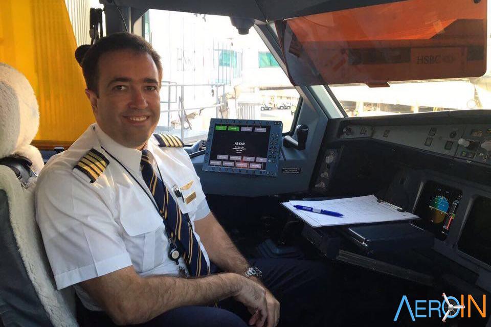 Entrevista exclusiva com o brasileiro que trará o gigante A380 ao Brasil.