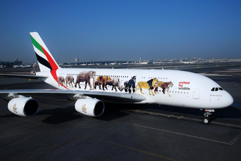 Conseguimos o plano de voo do Airbus A380, voará a 12,2 km de altura.