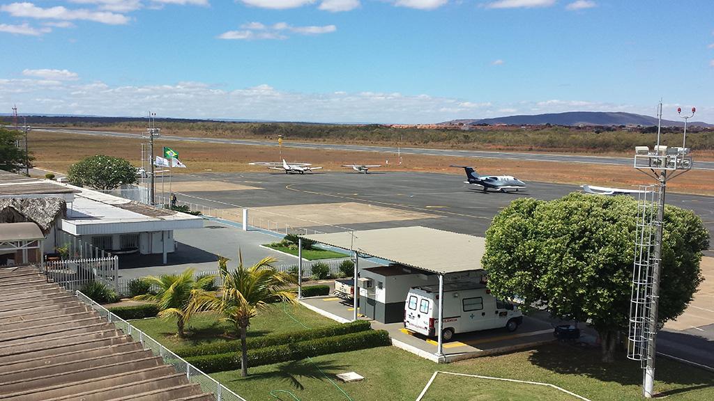 Aeroporto de Montes Claros registra crescimento de 7,4%.