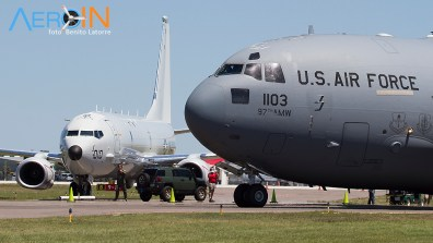 Família Boeing: C-17 Globemaster e P-8 Poseidon
