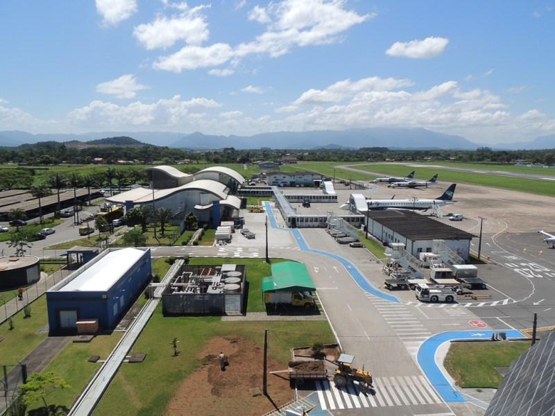 Aeroporto Joinville