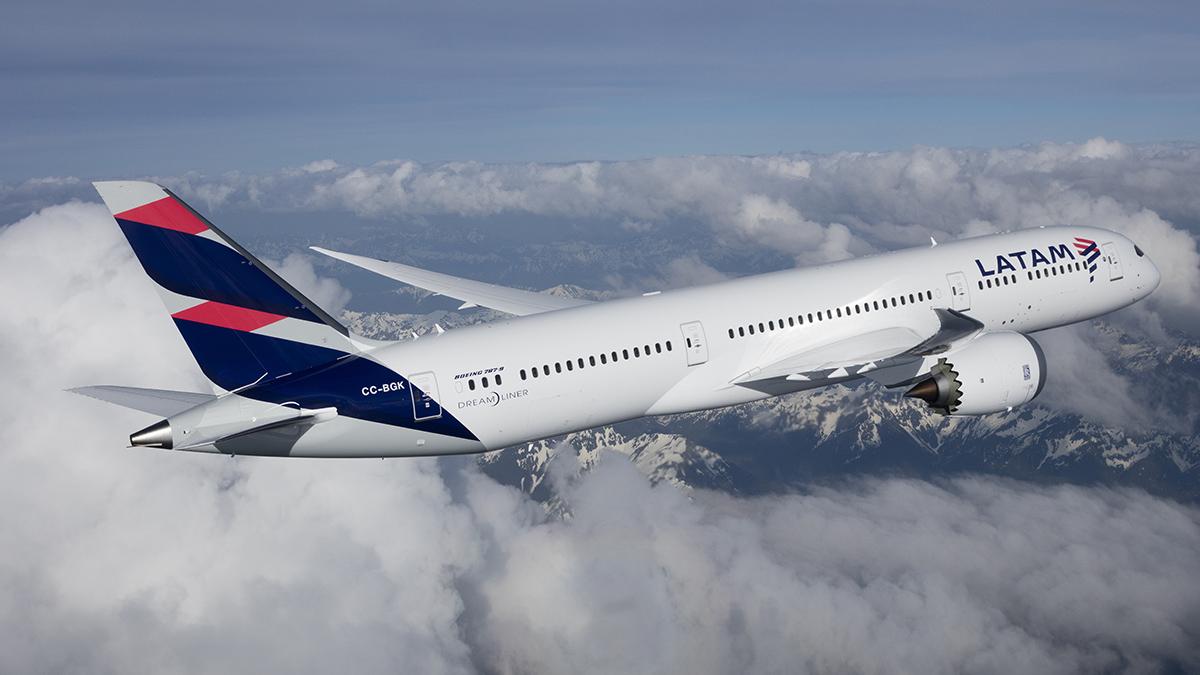 LATAM Airlines Brasil estreia campanha com foco na experiência de voar.