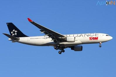 No ano de 2010 a TAM passa a integrar a aliança global.