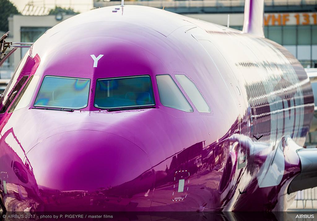 Airbus lança novo interior do A320 Airspace.