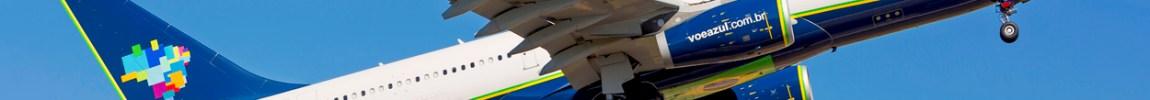 Avião Airbus A330-200 Azul