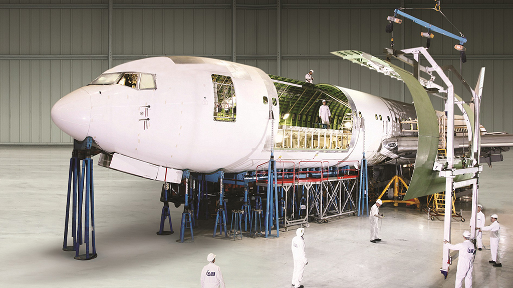 IAI abrirá unidade no México para converter Boeing 767 de passageiros para cargueiro