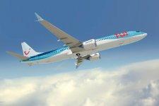 Avião Boeing 737 MAX TUI