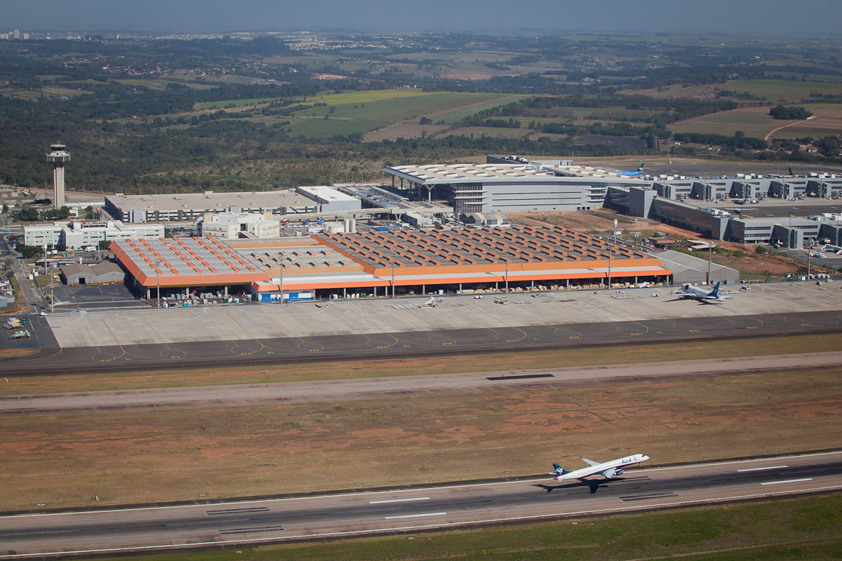 Resultado de imagen para Aeroporto Viracopos cargo