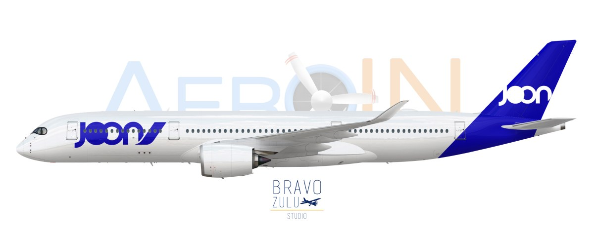 Air France lança Joon, nova low-cost que deverá voar para o Brasil.