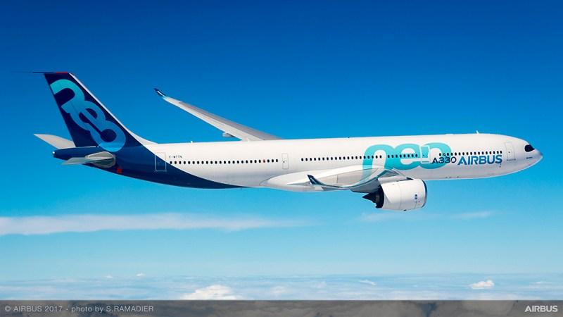 Avião Airbus A330neo