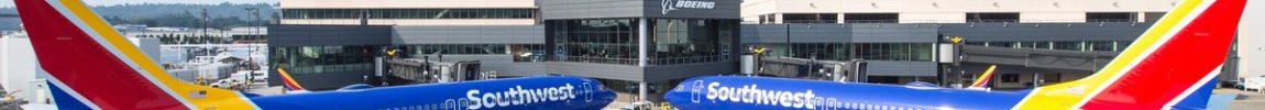 Boeing Delivery Center 737 MAX Southwest