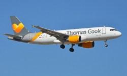 Avião Airbus A320 Thomas Cook
