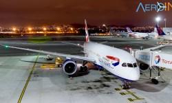 Avião Boeing 787 Dreamliner British Airways
