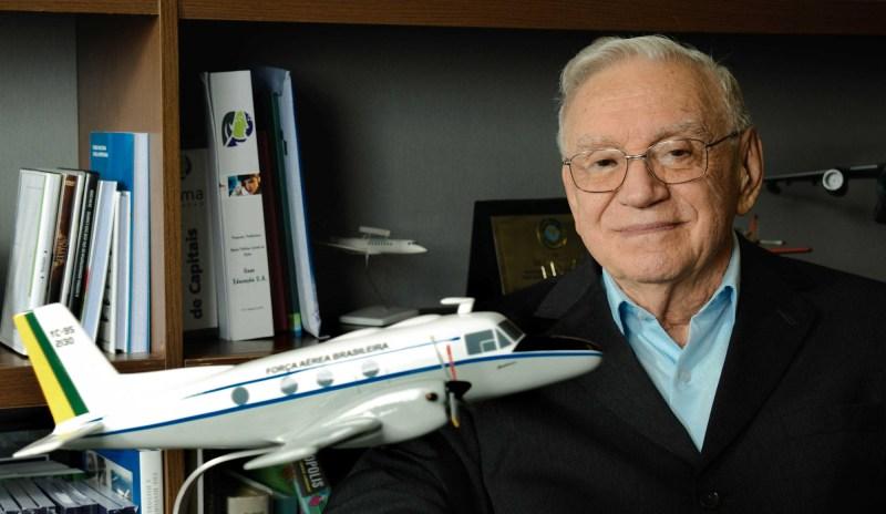 Ozires Silva Embraer e Boeing