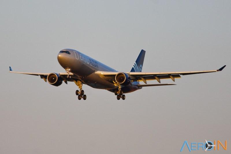 Avião Airbus A330 Aigle Azur