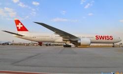 Avião Boeing 777-300ER SWISS