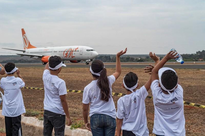 Spotter Kids 2018 Aeroporto Brasília