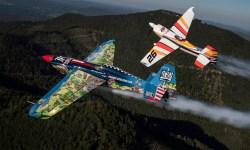 avião corrida Red Bull Air Race