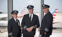 Pilotos American Airlines